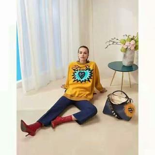 フェンディ(FENDI)のFENDI スウェットシャツ(Tシャツ(長袖/七分))