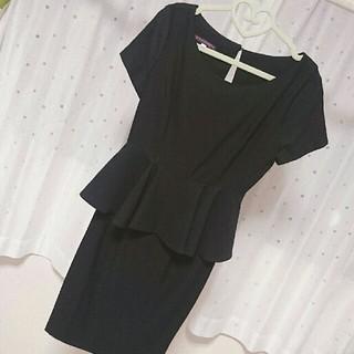デイジーストア(dazzy store)のドレス フォーマル キャバ(ミディアムドレス)
