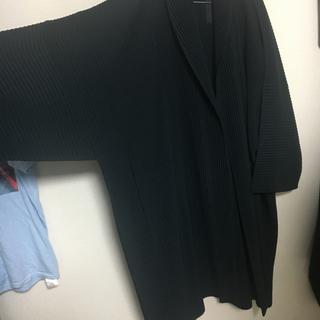 イッセイミヤケ(ISSEY MIYAKE)のHomme plissé オムプリッセ 羽織(着物)
