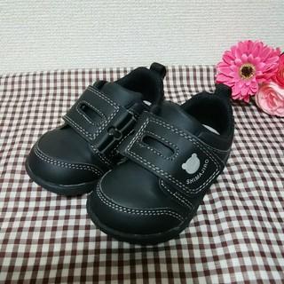 美品♡すっく まいにちの靴 セミフォーマル シューズ 14.0㎝(フォーマルシューズ)