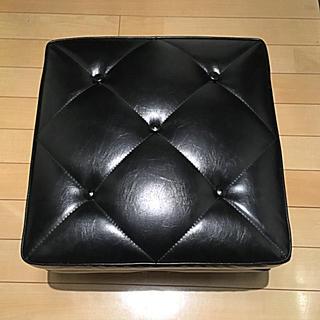 カリモクカグ(カリモク家具)のmashさま専用カリモク60 オットマン ブラック(オットマン)