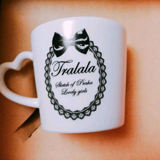 TRALALA マグカップ