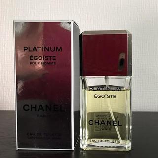 abe47f284feb シャネル(CHANEL)のCHANEL シャネル 香水 エゴイスト プラチナム(香水(男性用)