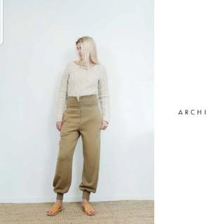 アーキ(archi)のARCHI アーキ  AW 2017 fall  ELBAITE  PANTS(カジュアルパンツ)