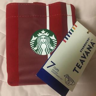 スターバックスコーヒー(Starbucks Coffee)のスターバックス クリスマス ホリデー 2018 TEAVANA ホリデーセット(茶)