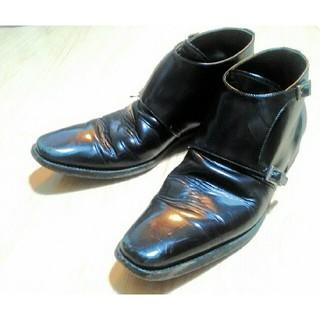 プラダ(PRADA)のプラダ PRADA ブーツ ブラック 訳あり(ブーツ)