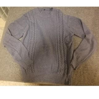 ムジルシリョウヒン(MUJI (無印良品))のメンズ セーター(ニット/セーター)