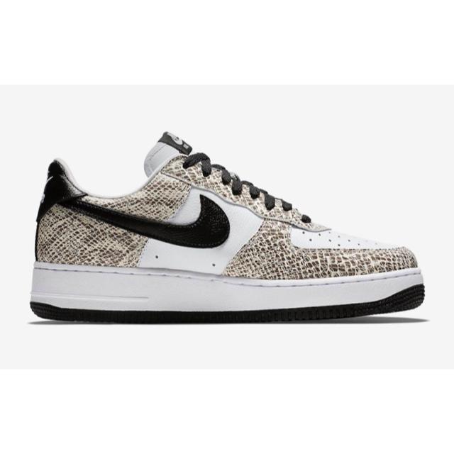"NIKE(ナイキ)のkey様専用Nike Air Force 1 Low ""Cocoa Snake"" メンズの靴/シューズ(スニーカー)の商品写真"