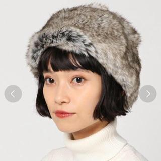 カスタネ(Kastane)のkastane ファー帽子(その他)