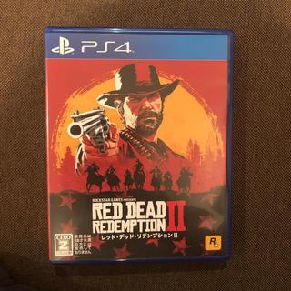 プレイステーション4(PlayStation4)のレッドデッドリデンプション2 ps4(家庭用ゲームソフト)