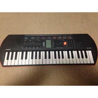 カシオ(CASIO)のCASIO 電子キーボード 44鍵盤(キーボード/シンセサイザー)