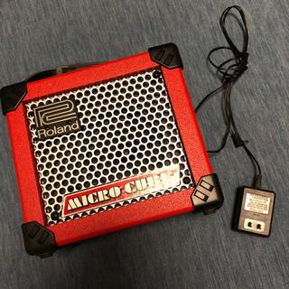 ローランド(Roland)のMICRO CUBE(ギターアンプ)