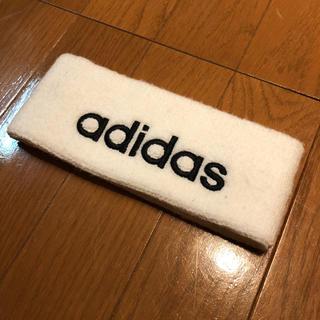 アディダス(adidas)のadidas、ヘッドバンド、white(ヘアバンド)