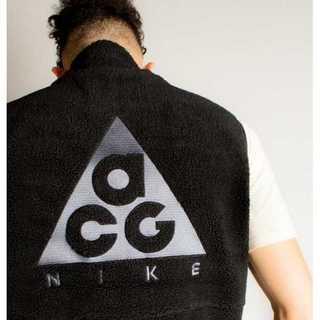 ナイキ(NIKE)のNIKE 18AW NSW ACG VEST BLACK XL(ベスト)