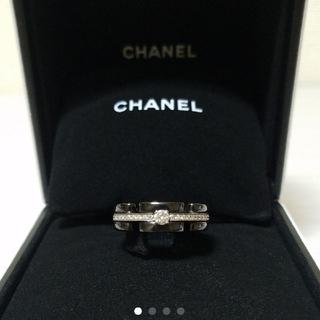 シャネル(CHANEL)のシャネル ウルトラ コレクション ミディアムモデル リング(リング(指輪))