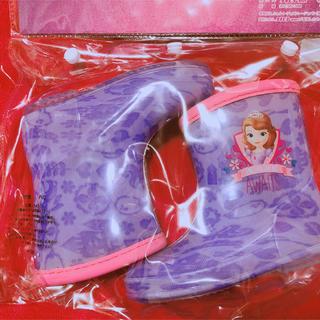 ディズニー(Disney)のソフィア♡長靴14cm(長靴/レインシューズ)