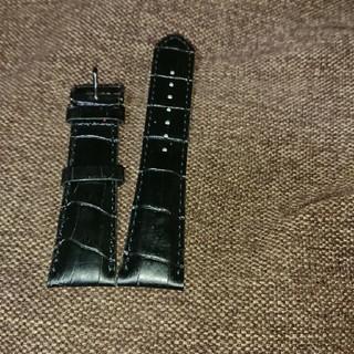 ムータ muta イタリー 革ベルト 24ミリ(レザーベルト)