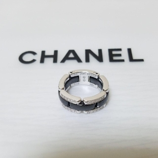 シャネル(CHANEL)の【グリーンティ6200様 専用】シャネル ウルトラ コレクション ダイヤモンド(リング(指輪))