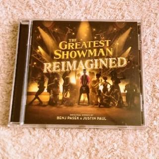 『グレイテスト・ショーマン:リイマジンド』 CD 美品(映画音楽)