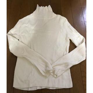 ジーユー(GU)のGU☆タートルネックセーター☆サイズ140チクチクしない(ニット)
