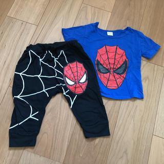 スパイダー(SPYDER)のスパイダーマン 110(Tシャツ/カットソー)