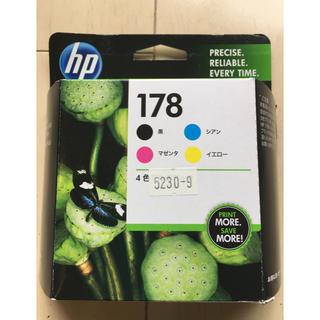 ヒューレットパッカード(HP)のHP純正インクカートリッジ 178 4色マルチパック(その他)