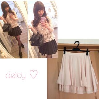 デイシー(deicy)のフレアスカート♡(ミニスカート)