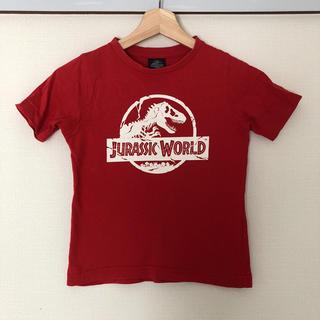 ジーユー(GU)のジュラシックワールドTシャツ・恐竜(Tシャツ/カットソー)