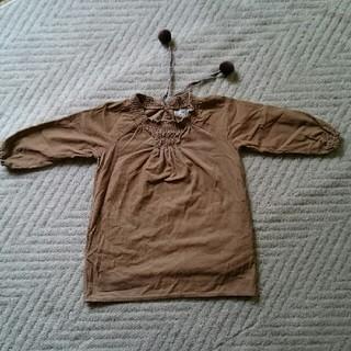 シップス(SHIPS)のキッズ コーデュロイチュニック(Tシャツ/カットソー)