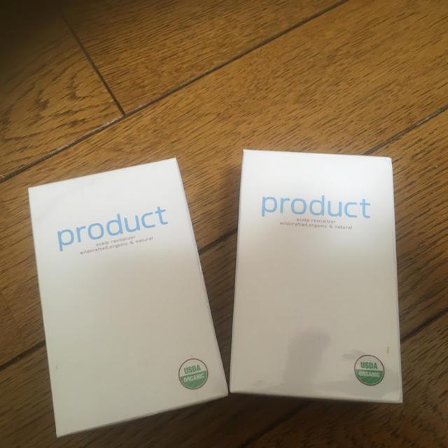 PRODUCT(プロダクト)のプロダクト 頭皮ケア コスメ/美容のヘアケア/スタイリング(スカルプケア)の商品写真