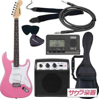 エレキギター 買ってすぐに練習できるすべてそろったお得なセット価格(エレキギター)