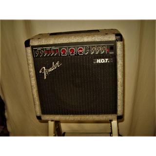フェンダー(Fender)のフェンダーU.S.Aモデル FENDER ギターアンプ H.O.T. 75W?(パワーアンプ)