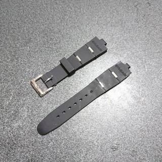 ブルガリ(BVLGARI)のブルガリ腕時計アルミニウムAL32TA・A交換用代替えラバーベルト(ラバーベルト)