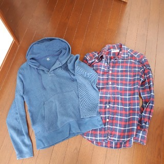グローバルワーク(GLOBAL WORK)のシャツとパーカー(パーカー)