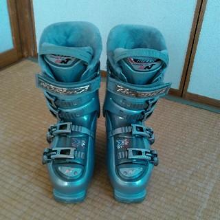 ノルディカ(NORDICA)のスキー靴 24-24.5(ブーツ)