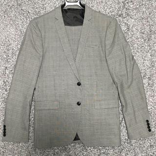 ザラ(ZARA)のZARAセットアップスーツ(ジャケットEUR52/パンツEUR44)(セットアップ)