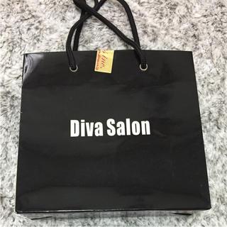 ディーバス(DIVAS)のDivaSalon ショップ袋(ショップ袋)