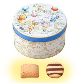アフタヌーンティー(AfternoonTea)のくまのプーさん クッキー缶 アフタヌーンティー コラボ(菓子/デザート)
