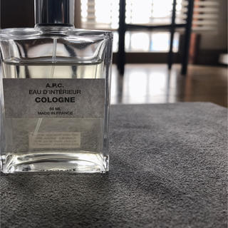 アーペーセー(A.P.C)のapc香水(ユニセックス)