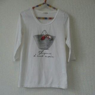 ジャーナルスタンダード(JOURNAL STANDARD)の七分丈Tシャツ(Tシャツ(長袖/七分))
