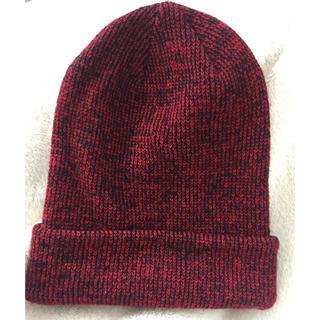 ジーユー(GU)のニット帽*(ニット帽/ビーニー)