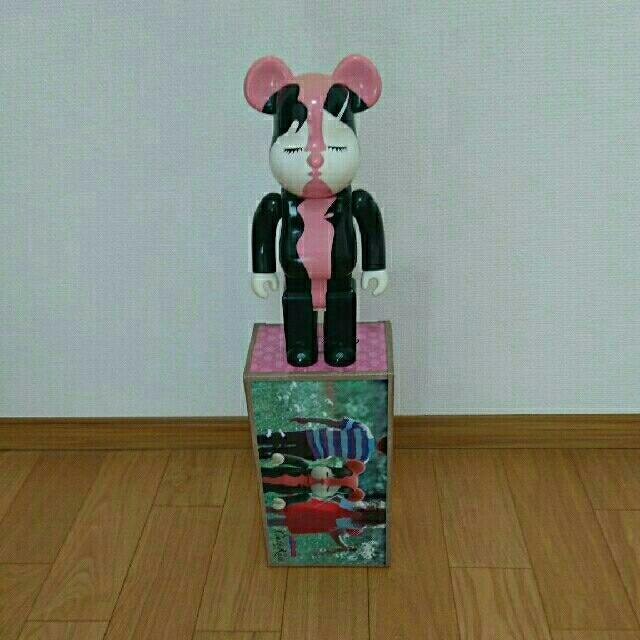 MEDICOM TOY(メディコムトイ)のベアブリック 400% Cute Kiss エンタメ/ホビーのフィギュア(その他)の商品写真