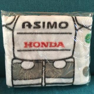 ホンダ(ホンダ)の新品未開封!HONDA ASIMOブランケット(おくるみ/ブランケット)