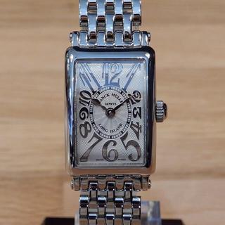 フランクミュラー(FRANCK MULLER)の新品 フランクミュラー ロングアイランド プティ レリーフ 802QZ 時計(腕時計)