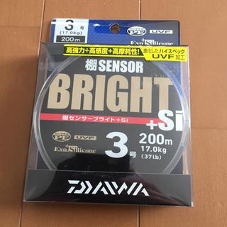 ダイワ(DAIWA)のダイワ 棚センサー ブライト +S i  3号 200m(釣り糸/ライン)
