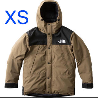 ザノースフェイス(THE NORTH FACE)のXS THE NORTH FACE Mountain Down Jacket (ダウンジャケット)