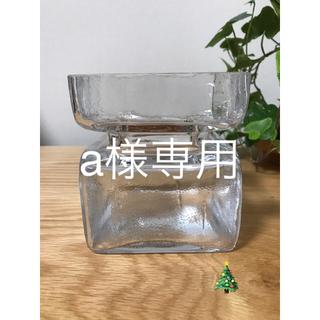 リーヒマエンラシ / ヘレナティネル /PALA クリアベース(花瓶)