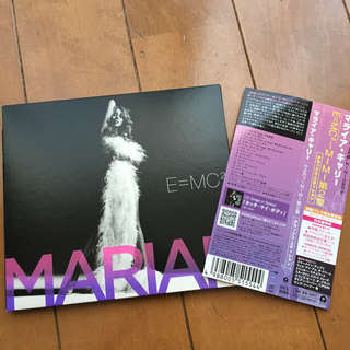 送料込 mariah carey E=MC2 デラックスエディション 日本盤