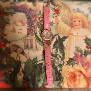 アレッサンドラオーラ(ALESSANdRA OLLA)のアレキサンドラオーラ腕時計美品(腕時計)