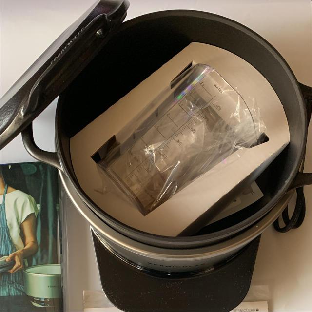 Vermicular(バーミキュラ)の未使用 バーミキュラ VERMICULAR ライスポット スマホ/家電/カメラの調理家電(調理機器)の商品写真
